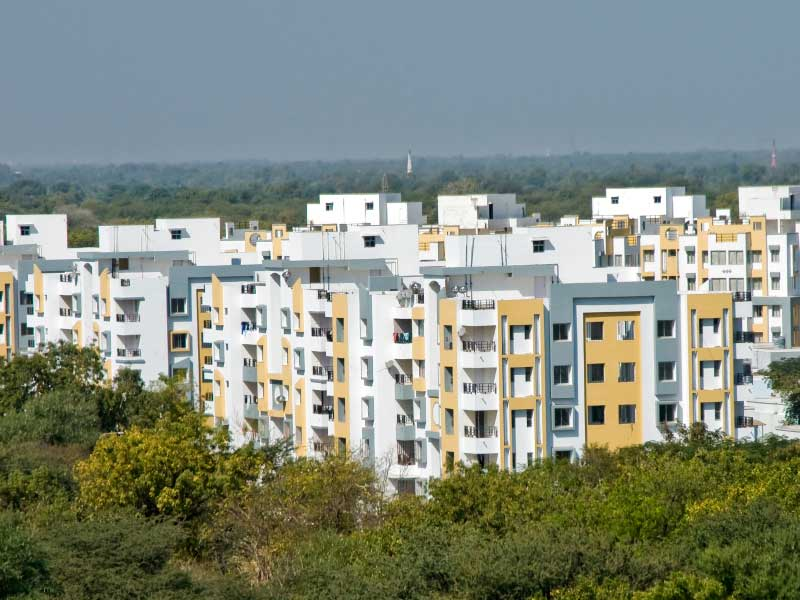 Residential-appartments-infocity-gandhinagar